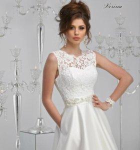 Свадебное платье 42 размер
