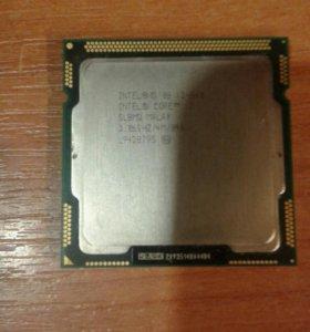 INTEL core i3-540 сокет 1156