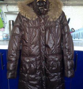 Пальто/куртка 44 размера зима