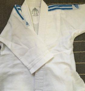 Новое кимоно Адидас