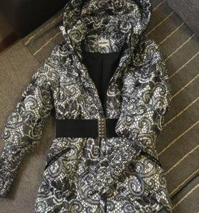 Пальто для девочки 146-152
