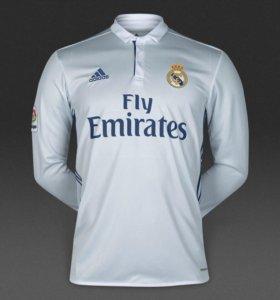 ⚽️Футбольная форма Реал Мадрид длинный рукав