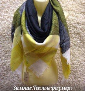 Палантины-шарфы