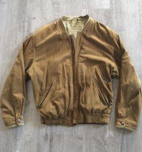 Замшевая куртка Kapraun