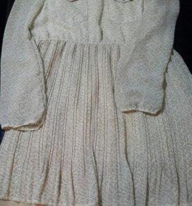 Платье до 46р