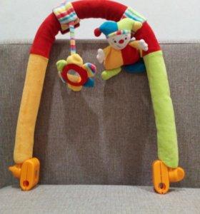 Дуга и игрушка