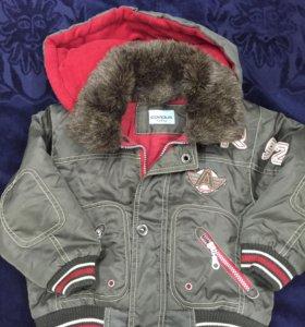 Куртка Campus baby