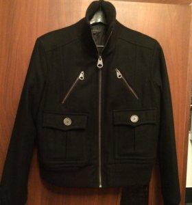 Куртка драповая
