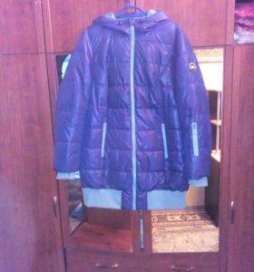 Куртка осень и теплая зима