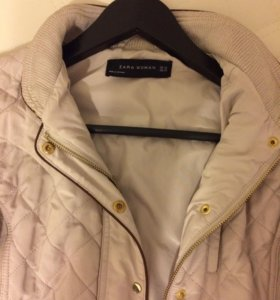 Куртка Зара в отличном состоянии