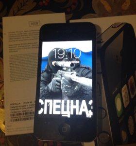 iPhone 4s 16 и32GB и 4 16 GB