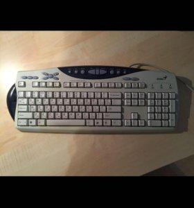Клавиатура и разветвлитель