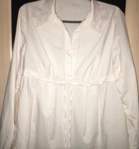 Блузка х-б для беременных и кормящих мам