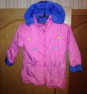 Куртка Lemming, на 5 лет