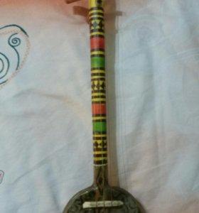Фольклорный Индийский музыкальный инструмент