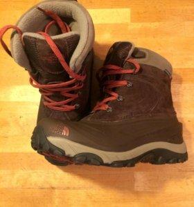 Ботинки зимние мужские новые The North Face