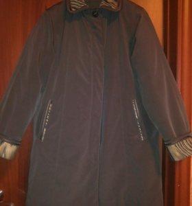 Куртка/пальто теплое