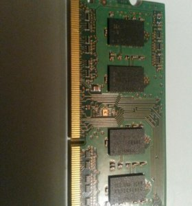 Samsung DDR3 SO-DIMM [M471B5773CHS-CH9]
