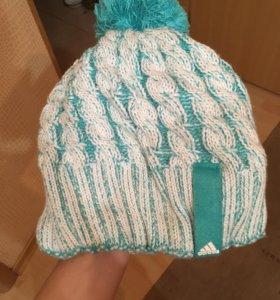 шапка НОВАЯ зимняя