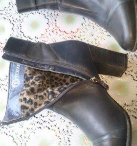 Обувь терволина