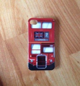 Чехол-кейс для iPhone 4/4s
