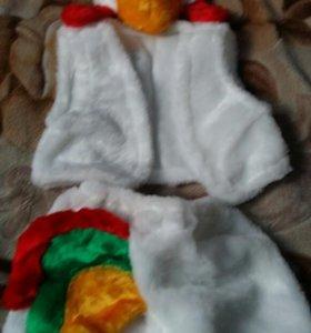 Карновальный костюм петушкаа
