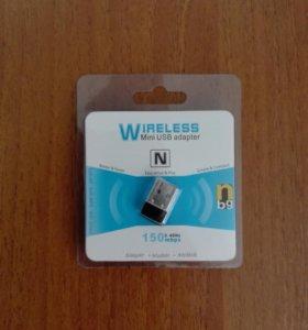 Wifi mini USB adapter