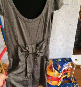 Платье мини.