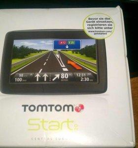 Навигатор Tom tom start 20 новый!!!