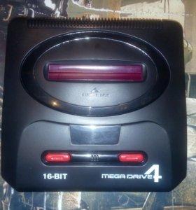 Игровая приставка Sega Mega Drive 4