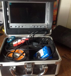 Подводная видеокамера,для зимней и летней рыбалки