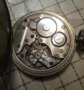 Карманные часы  Doxa 30-40 гг.