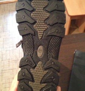 Зимний ботинки на подпосика