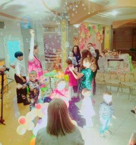 Детский праздник Киви Клуб