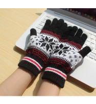Сенсорные перчатки зимние