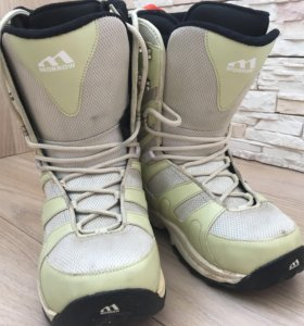 Ботинки 38 размер для сноуборда