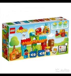 Набор LEGO DUPLO. + подарочек!