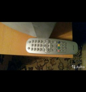 Продам телевизор видеодвойку Philips NO21PV375/58