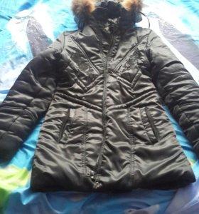Куртка зимняя . Состояние хорошее
