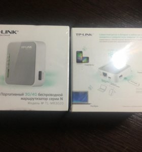 Wi-Fi адаптер TP-Link TL-MR3020