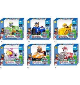 Щенячий патруль набор из 6 игрушек