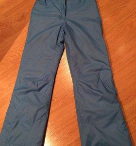 Болоневые зимние штаны 44 размер (рост 163-168)