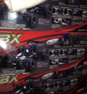 gxr 18 engine DBX kyosho
