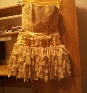 Шикарное Платье на выпускной и не только