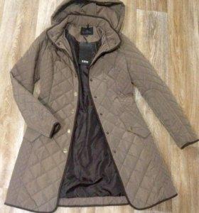 Новое теплое пальто ostin