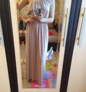 Платье в пол (42-46)