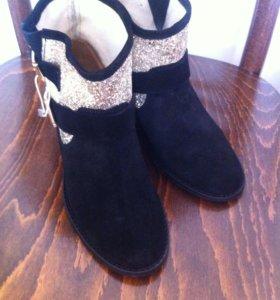 Новые! Ботинки осень-весна