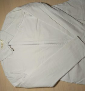 Школьная блузка на замочеке