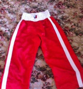 Спортивные штаны для единоборств