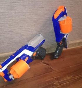Бластеры Nerf (Безопасные пистолеты) Фирменные